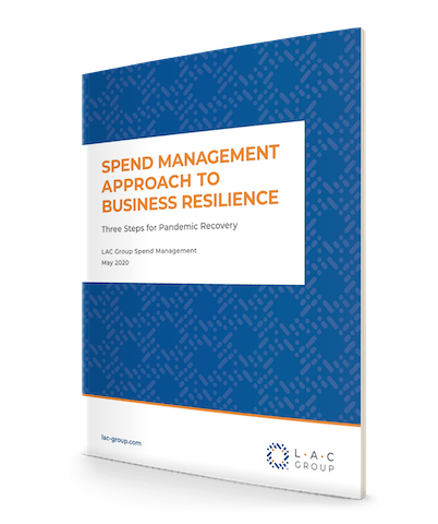 spend management approach to business resilience