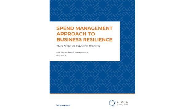 spend management business resilience
