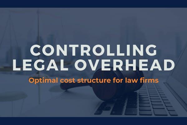 legal overhead